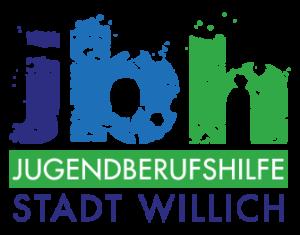 Jugendberufshilfe Stadt Willich (Logo)
