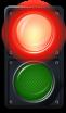 Rote Ampel - Ladestation ist belegt