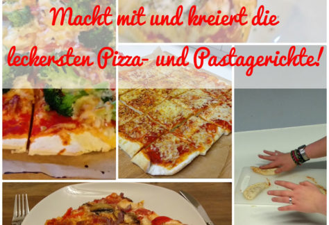 Pizza- und Pastatag am Donnerstag