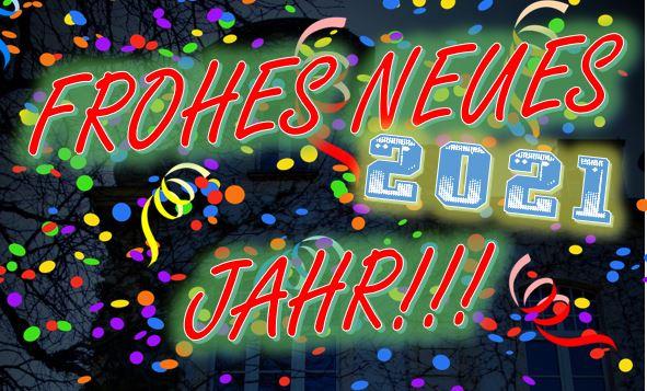 FROHES NEUES JAHR!!! :D