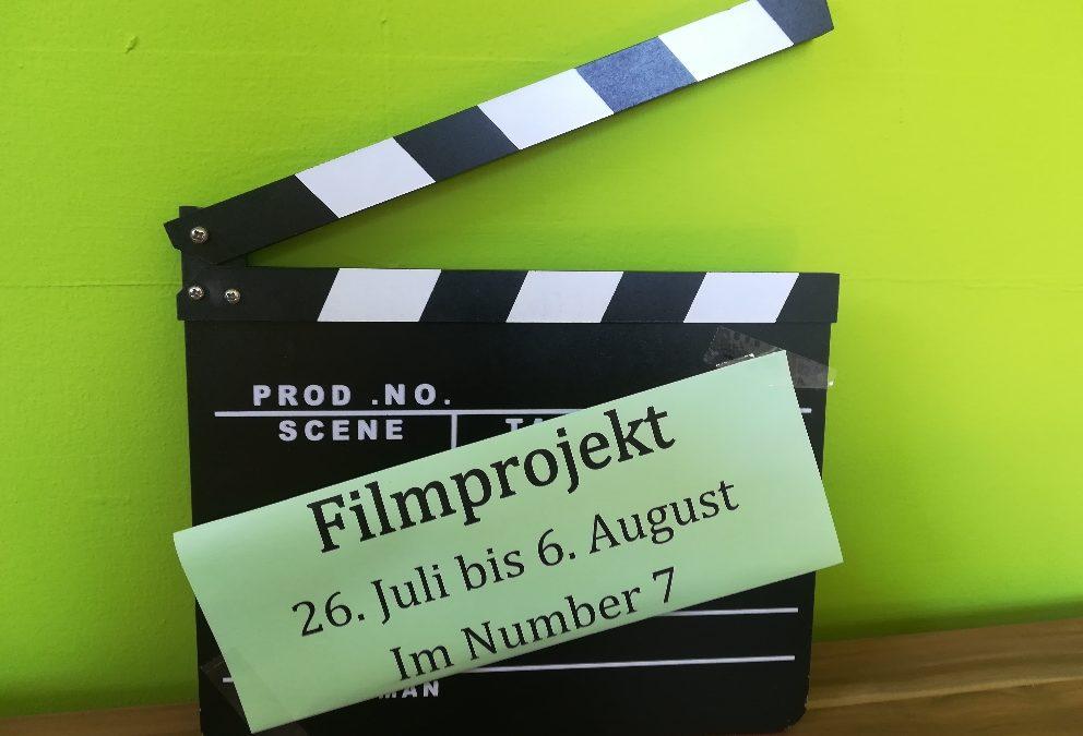 Filmprojekt in den Sommerferien – Weitere Infos